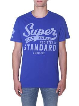 Superdry t-shirt uomo vintage BLUETTE
