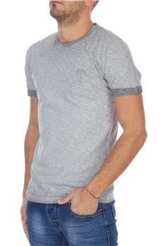 Superdry t-shirt low roller BEIGE