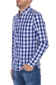 Camicia fred perry uomo BLUETTE