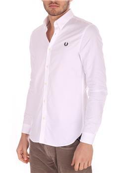 Camicia fred perry uomo BIANCO P8