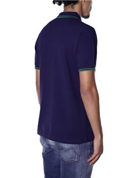 Polo fred pery classica NAVY IVY