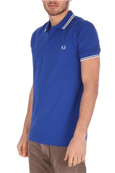 Polo fred perry uomo classica BLUETTE