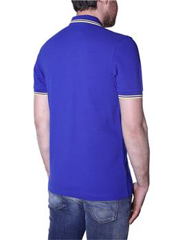 Polo fred perry classica COBALT