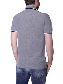 Polo fred perry classica CARBON BLUE
