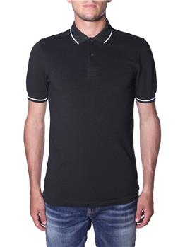 Polo fred perry mezza manica VERDE
