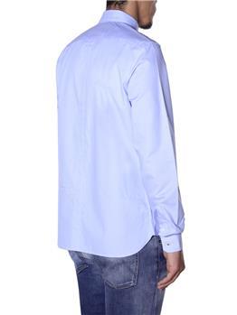 Camicia fred perry classica LIGHT SMOKE