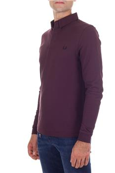 Polo fred perry manica lunga ROYAL VINACCIA