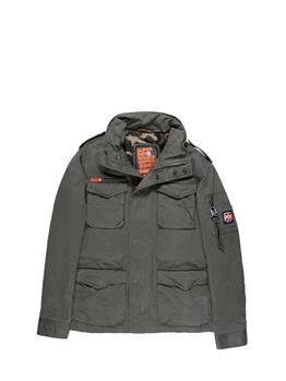 Classic rokie 4 pocket jacket DEEP DETHS