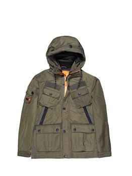 Icon military service jacket OLIVE KHAKI