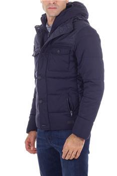 Superdry giaccone uomo BLU