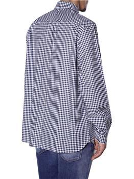 Camicia fred perry quadretto DARK AIR FORCE