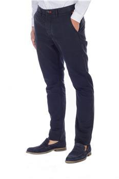 Superdry pantaloni uomo BLU