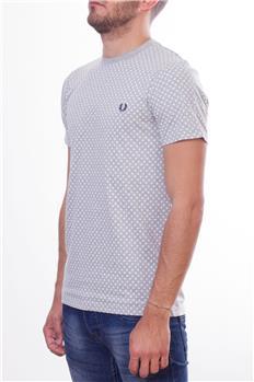 Fred perry t-shirt uomo pois GRIGIO P6