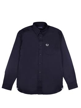 Camicia fred perry uomo NAVY