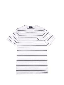 T-shirt fred perry SNOW WHITE