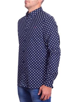 Camicia fred perry uomo pois BLU Y7