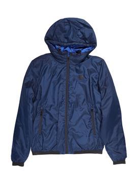 North sails reversible jacket BLU E BLUETTE