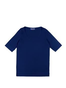 T-shirt golf by montanelli BLU P0