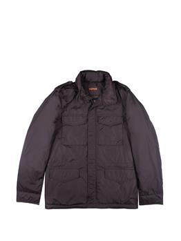 Field jacket aspesi uomo MARRONE