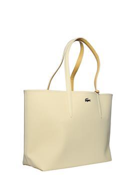 Borsa lacoste donna shopping GIALLO