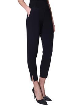 Pantalone manila grace nina NERO - gallery 3
