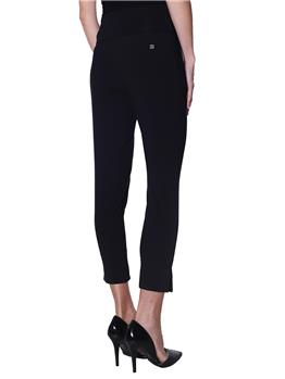 Pantalone manila grace nina NERO - gallery 4