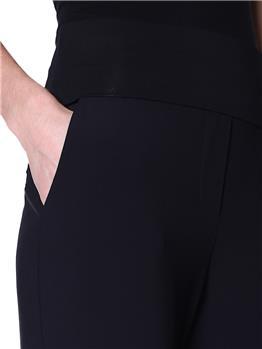 Pantalone manila grace nina NERO - gallery 5