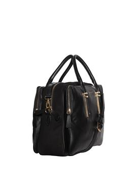 Borsa twin set a mano NERO