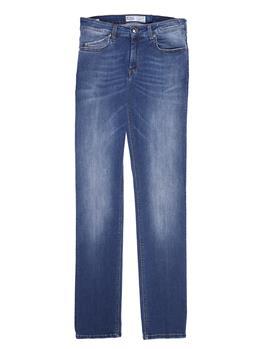Jeans re-hash rubens 5 tasche JEANS LAVAGGIO CHIARO
