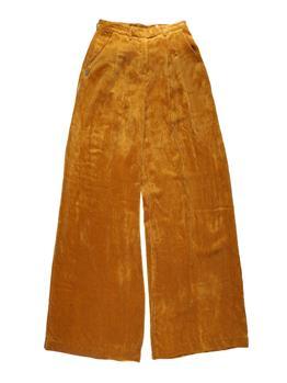 Pantalone manila grace palazzo SENAPE