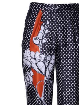 Pantalone manila grace palazzo ARANCIO
