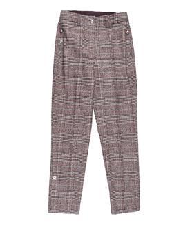 Pantalone chino classcio BORDEAUX