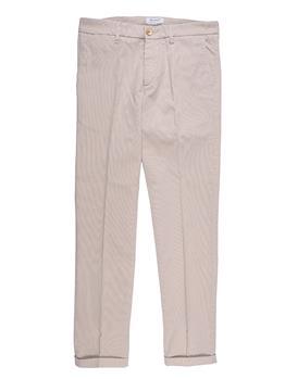 Pantalone re-hash classico BEIGE