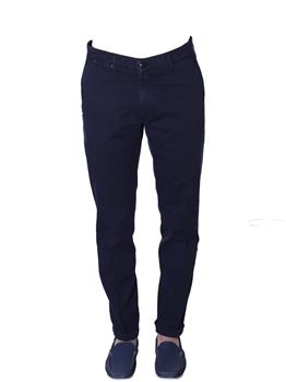 Jeans re-hash elasticizzato BLU