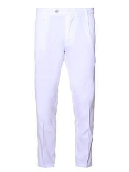 Pantalone re-hash mucha uomo BIANCO