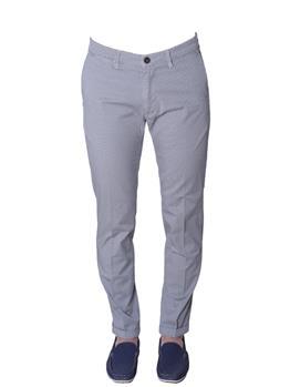 Pantalone re-hash fantasia GRIGIO CHIARO