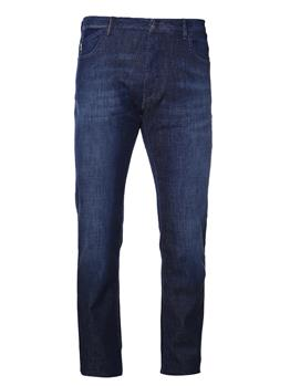 Pantaloni re-hash hopper BLUE EX