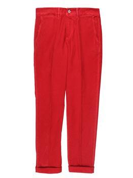 Pantalone jeckerson chino ROSSO