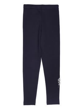 Pantalone twin set pences LAME'