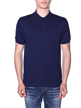 Polo lacoste uomo ice cotton BLU