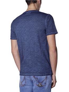 T-shirt roy rogers leggera BLU