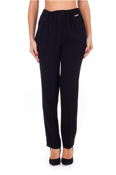 Pantalone twin set NERO