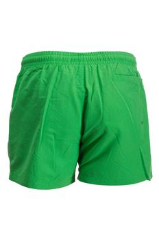 Pantaloncino errea logo VERDE ACQUA