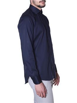 Camicia golf by montanelli BLU SCURO