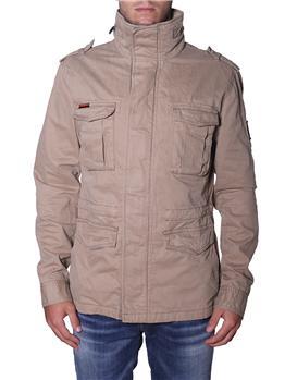Field jacket superdr classica DESERT SAND