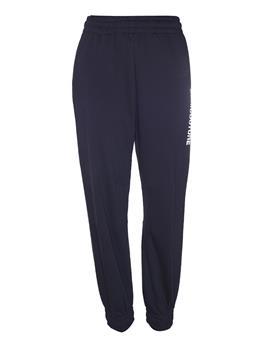 Pantalone semicouture NERO