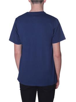 T-shirt roy rogers uomo BLU