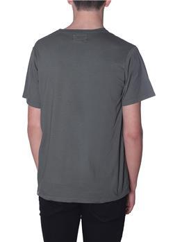 T-shirt roy rogers uomo VERDE MILITARE