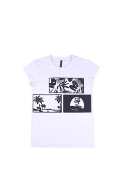 T-shirt manila grace BIANCO P0