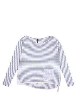 T-shirt manila grace AVIO OFF WHITE